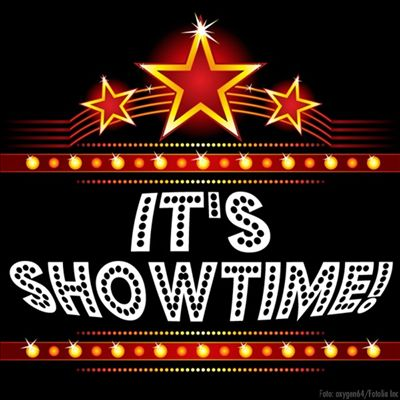 a description of the show its showtime It's showtime, folks get all the details, meaning, context, and even a pretentious factor for good measure.
